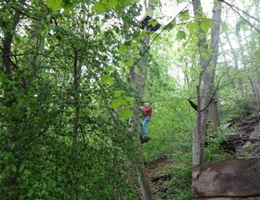 CooAdventure challenge parcours